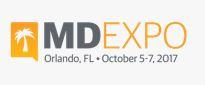 MD Expo Orlando 2017 Logo